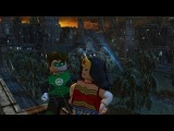 Green Lantern goes to the Fair - LEGO Batman 2: DC Super Heroes