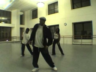 【Basic Movements Hip-Hop】 Step and Slide