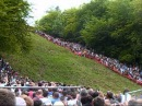 Unusual Traditions: Cheese Rolling, Glos., England, UK