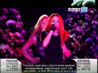 МакSим - Как летать Новогодний огонек MUSICBOX 31.12.2012