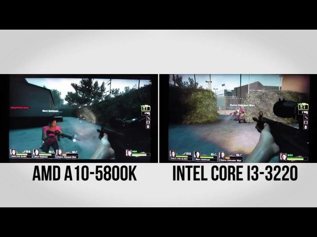 AMD Trinity A10 5800K Piledriver APU vs Intel Core i3 Ivy Bridge HotHardware