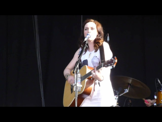 Amy Macdonald This Is The Life BT London Live Hyde Park 3rd August 2012