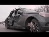 BMW X6 сбил инспектора ДПС в Москве и скрылся