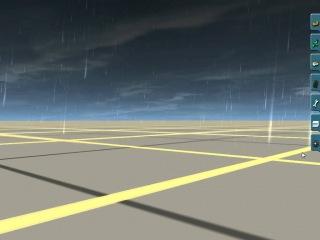 Новые звуки дождя и грома для Trainz 2012