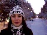 Абдразакова Эльмира - представительница Междуреченска на конкурсе