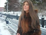 Юлия Теслина - представительница Бийска на конкурсе