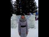 Кирдиянова Алла - представительница Рубцовска на конкурсе