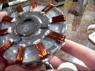 homemade arc reactor