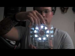 How to make Tony Stark Ironman Arc Reactor