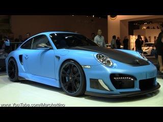 TechArt GT Street RS - Porsche GT2 RS 720hp