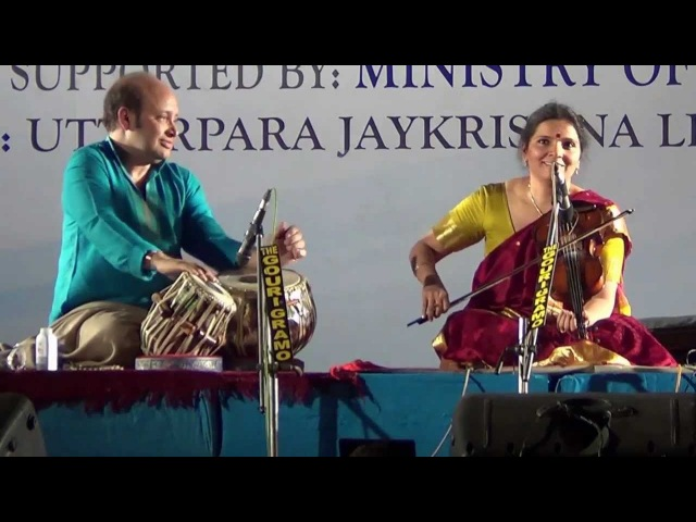 Kala Ramnath-Suddh Barari:: Tabla Abhijit Banerjee