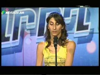Miss Hayastan 2012 Parir te karox es