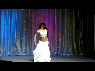 belly dance \ Юлианна Воронина \ Super Star - 2012