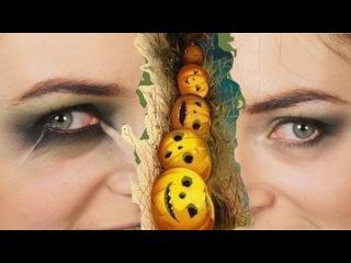 Макияж на Хеллоуин - Мертвая Невеста   Halloween Make Up - Dead Bride
