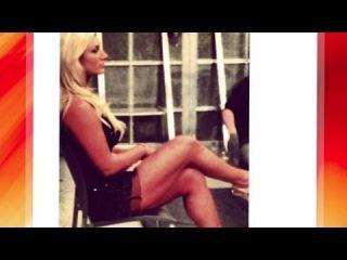 Hulk Hogan: Brooke Hogan's SEXY Legs!