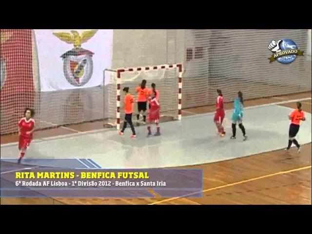 Futsal футзал Голисимо Рита Матринс