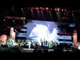 Оркестр МИХАИЛА ЯНИСА Открытие концерта в Кремле