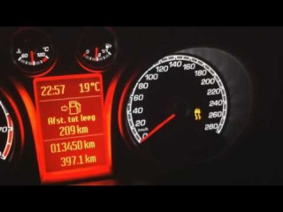 Ford Focus RS mk2 0-100 km/h 5.10 sec stock