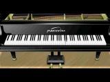 Silent Hill - Promise Reprise / Alessas Harmony - Piano Tutorial Music Sheet MIDI MP3
