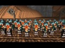 Minecraft - ♪ Dwarf Hole (Diggy Diggy Hole) Fan Song and Animation