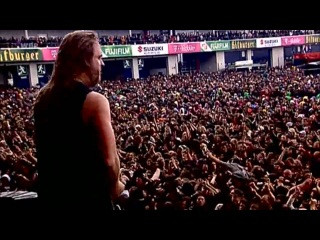 Slayer - Hell Awaits (Live Rock Am Ring 2005) HD
