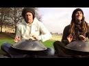 Hang Massive - Skånegatan - 2011 ( hang drum duo ) ( HD )