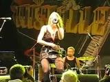 Saskia Laroo Band at Nisville Jazz Festival, Serbia