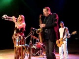 Saskia Laroo Band: courtesy to Coltrane