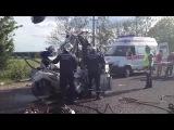 4 погибли в ДТП со свадебным кортежем под Москвой