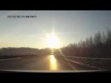 An asteroid falls in Russia, Chelyabinsk