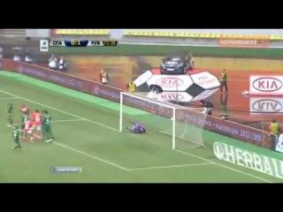 Спартак Москва все голы РФПЛ 2012/2013