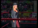 Trish Stratus - WWF Smackdown 2: Know Your Role - WWE Smackdown Vs Raw 2007 Entrances. (redone)