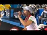 AO 2011 R1 Justine Henin vs Sania Mirza 8/16