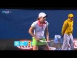 AO 2011 R1 Justine Henin vs Sania Mirza 11/16