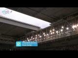 AO 2011 R1 Justine Henin vs Sania Mirza 6/16