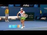 AO 2011 R1 Justine Henin vs Sania Mirza 9/16