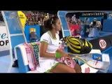 AO 2011 R1 Justine Henin vs Sania Mirza 5/16