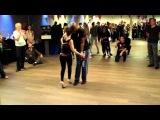 1st Limburg Bachata Zouk Kizomba Festival Railey Gijbertha Kizomba-Workshop