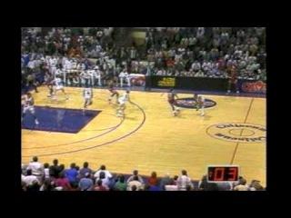 Jordan shot on Ehlo. Game 5, 1989, May 7th.