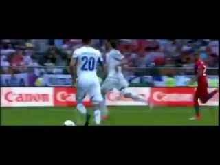 Greece 1-2 Czech Republic - Gekas Goal - Euro 2012