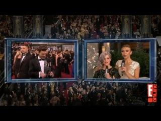 Видео к фильму «84-я церемония вручения премии «Оскар»» (2012): Диктатор на Красной дорожке (русский язык)