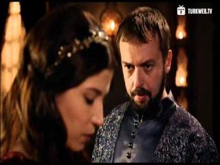 Muhteşem Yüzyıl 56.Bölüm - İbrahim Paşa Nigar Kalfa ile Birlikteyken Hatice Sultan Gelirse