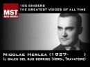 100 Greatest Singers: NICOLAE HERLEA