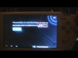 SkelRom ICS JXD s5110 Installation