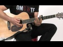 Acoustic Version of Guns N' Roses' Sweet Child O' Mine - Part 1