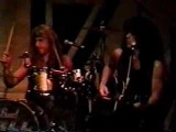 Kiss - Black Diamond (Eric Singer) Motréal 95
