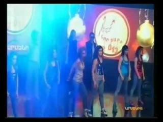 Gangnam Style 'Nor Tarin Armenia TV-um 2013'