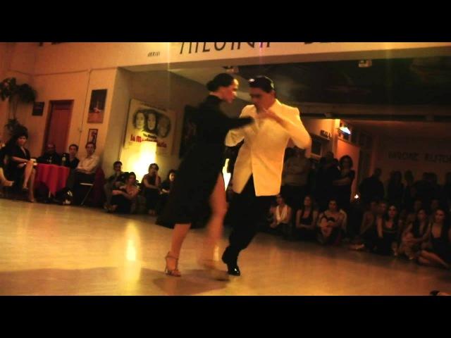 Diego Ortega Y Aldana Silveyra LA BORDONA Forever Tango
