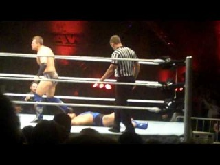 [#BMBA] Santino Marella vs The Miz москва лужники