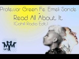 HD'Professor Green Feat. Emeli Sande - Read All About It (Cahill Radio Edit)